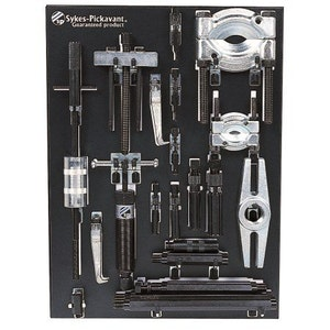 Sykes Hydraulic Internal Extractor, Puller & Separator Kit with Slide Hammer
