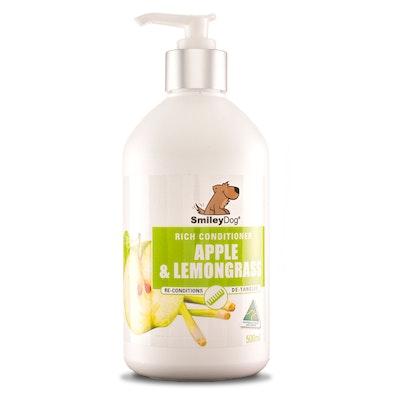 Smiley Dog Apple & Lemongrass Conditioner