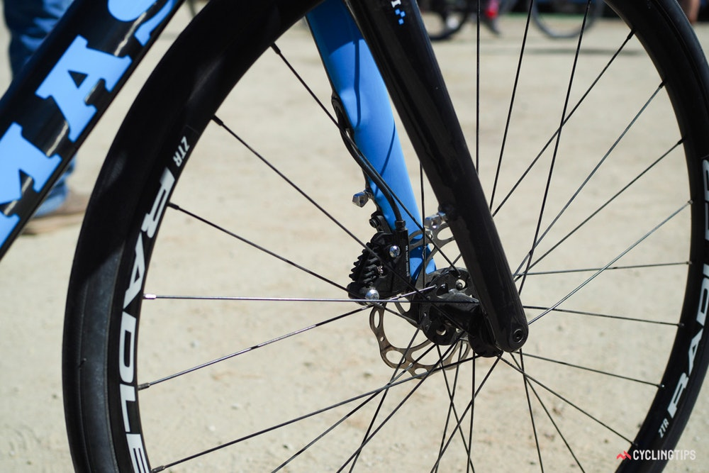 2016 Sea Otter Classic Masi Bicycles 9