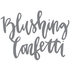 Blushing Confetti