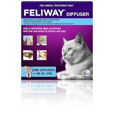 Feliway Diffuser + 48ml