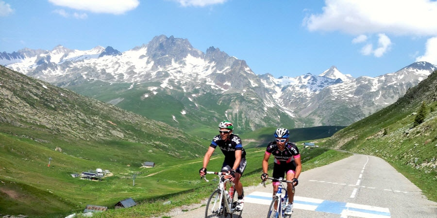 2014 Tour de France Trip with Solo Bike