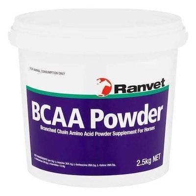 Ranvet Branched Chain Amino Acid Horse Powder Supplement 2.5kg