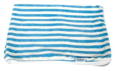 Silly Billyz Baby's First Organic Marine Towel
