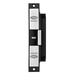 """Lockwood Padde ES2000 """"Monitored"""" electric strike power to open or power to lock - field changeable"""
