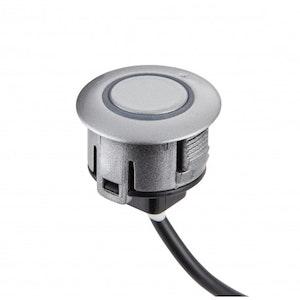 Echomaster Universal Silver Front Parking Sensor Kit
