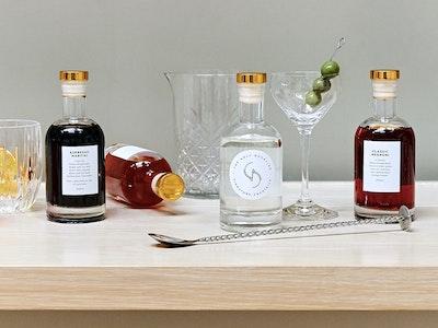 Classic Cocktail Set (8 Serves)