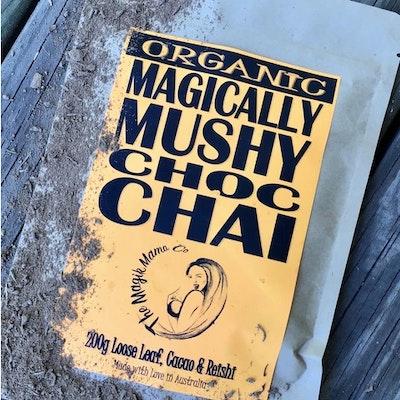 The Magik Mama Co Magically Mushy Choc Chai