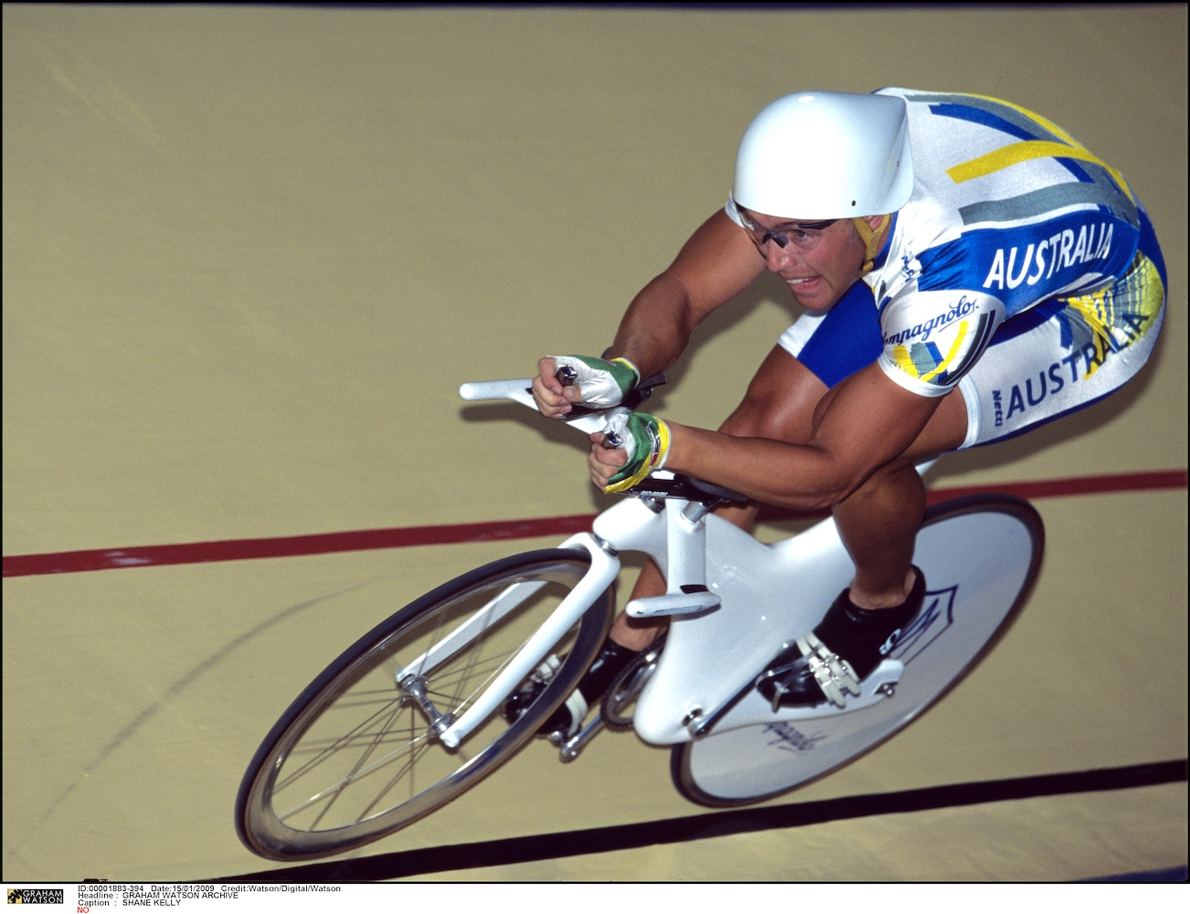The Thrill of Swooping  The Velodrome