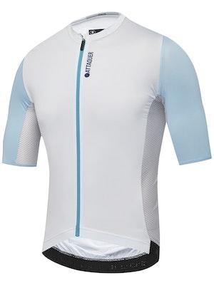 Attaquer Race Jersey Grey/Steel Blue