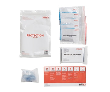 Mediq First-Aid Refill - No. 2 Protection