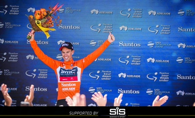 Richie Porte wins the 2017 Tour Down Under