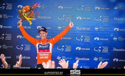 Richie Porte wins the 2017 Tour Down Under