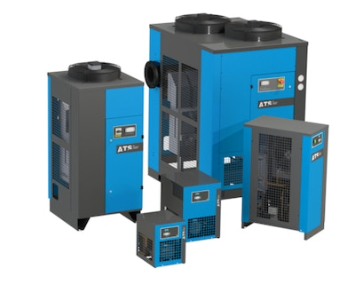 Two Types of Compressed Air Dryers