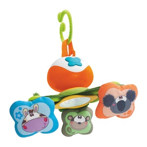 Chicco Dancing Friends Stroller Toy