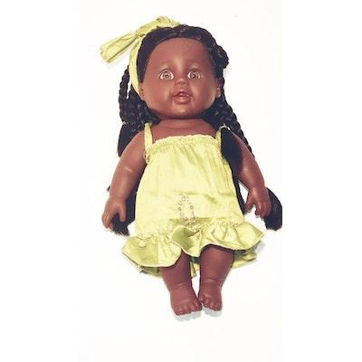 Designed by Florence Tutu Tokunbo Doll