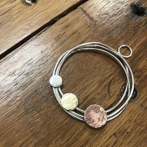 Sarah Munnings Jewellery Circle of Friendship