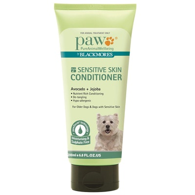 Paw Sensitive Skin Dogs Detangling Hypoallergenic Conditioner - 2 Sizes