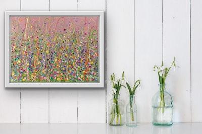 Fiona Adams Artwork Faithfulness - Original painting