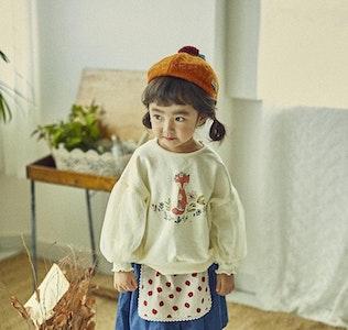Sha Sha Sweater (2-7 years old)