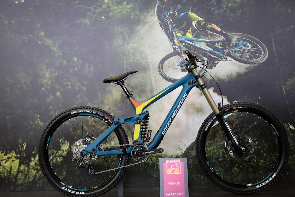 rocky mountain maiden eurobike 2015