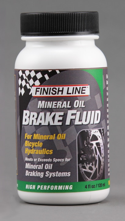 BRAKE FLUID MINERAL 4oz (6), Other Accessories