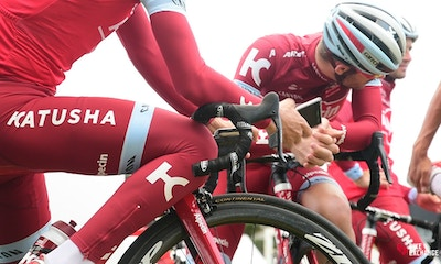 The Katusha Project: Seeking to Make Professional Cycling Sustainable