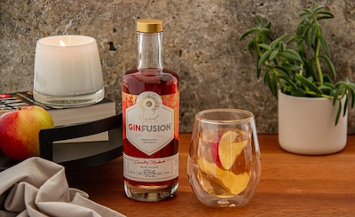 Country Rhubarb & Ginger Ginfusion 500ml