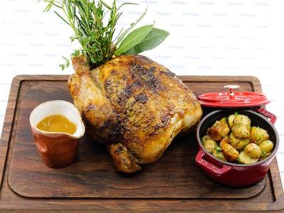 Philippe's Signature Rotisserie Chicken