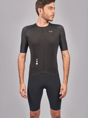 Taba Fashion Sportswear Camiseta Ciclismo Hombre Alto de Letras
