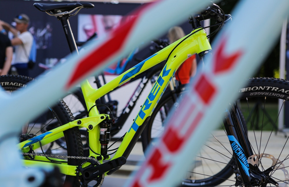 Trek Top Fuel - Bilder vom Product Launch