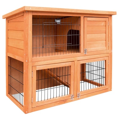 House of Pets Delight Small Pet Rabbit Hutch