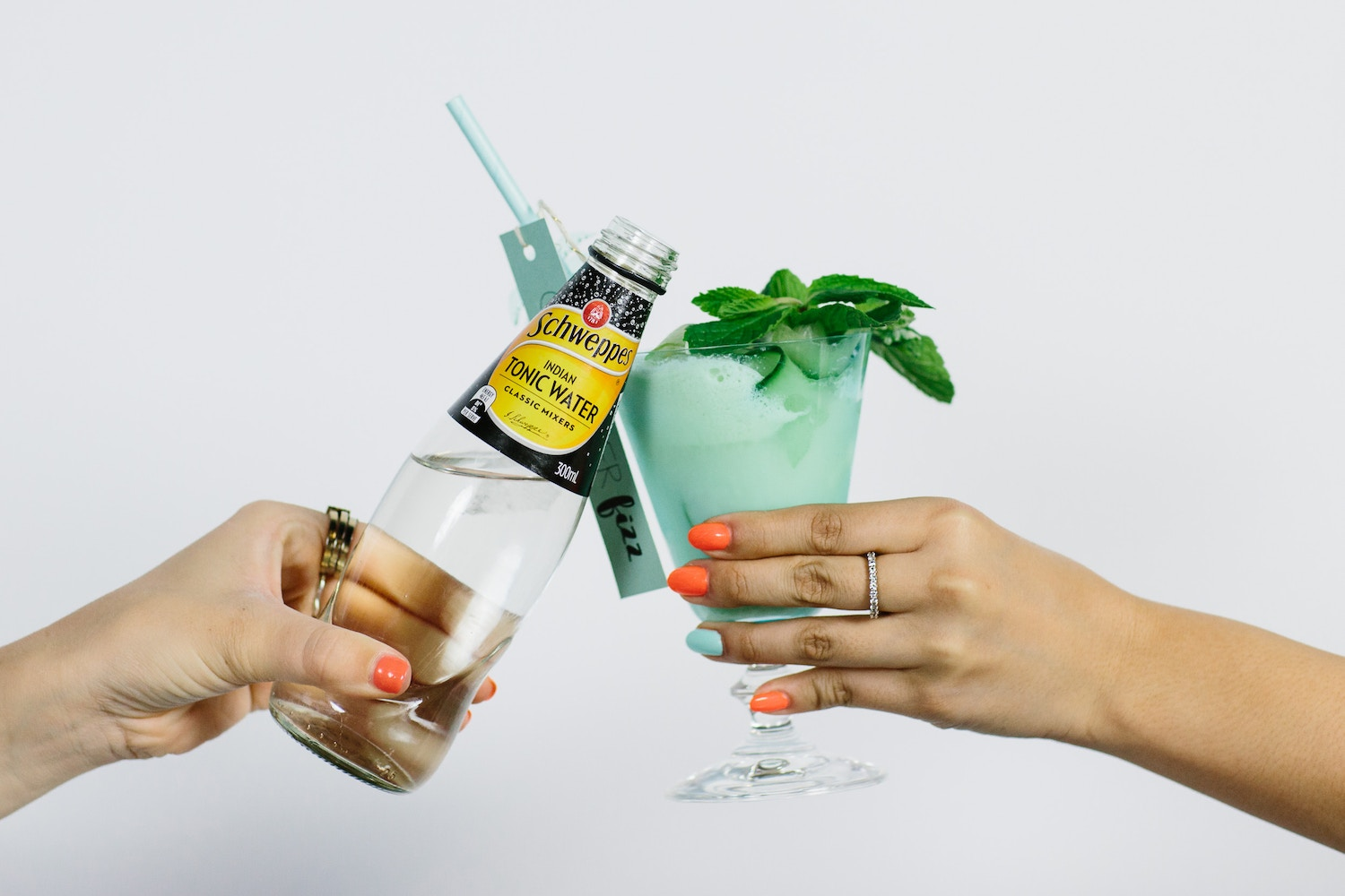 TGIF with Schweppes - Cucumber Fizz Recipe