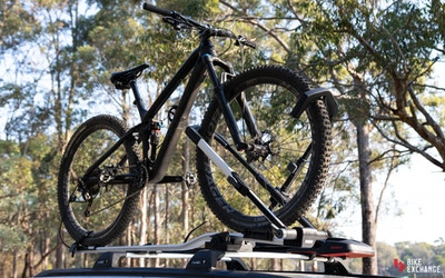 Thule UpRide 599 Bike Carrier – First Impressions