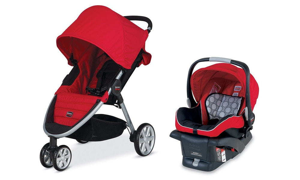 Shop and Learn: Britax