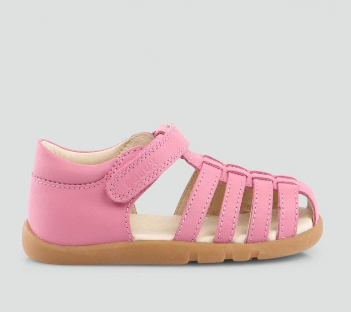 Bobux I Walk Skip Sandal Peony Sandals Kids Shoes For