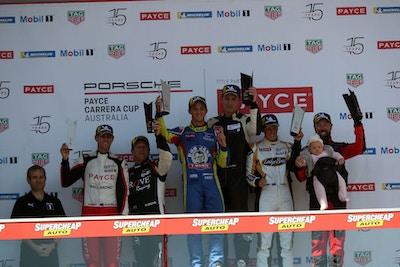 2019 Porsche Carrera Cup Series, Bathurst Round 7