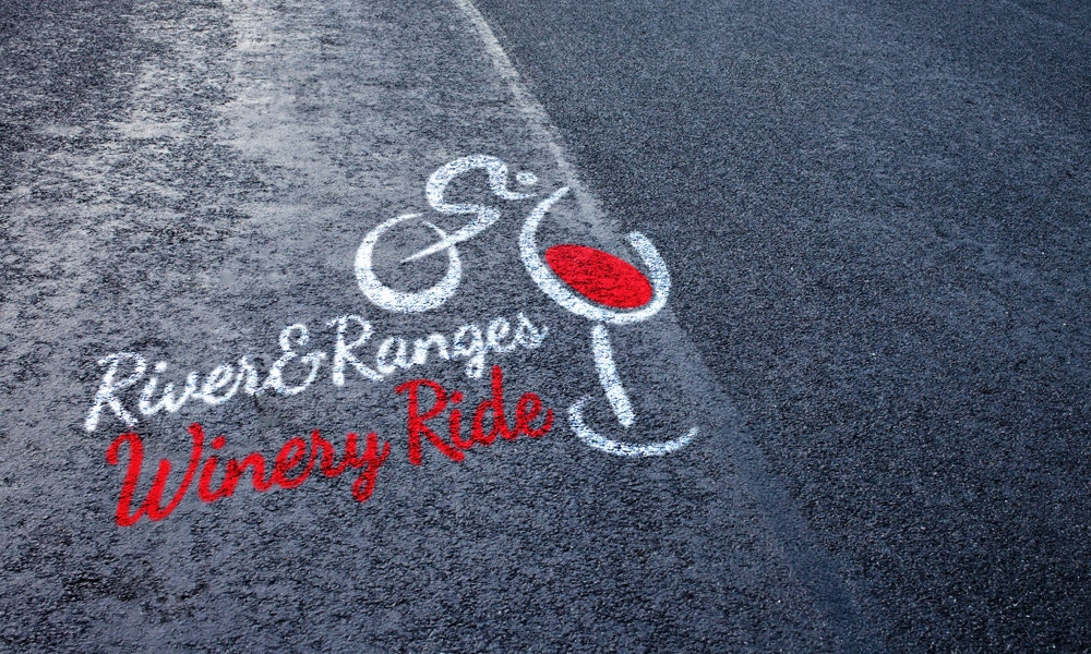 River & Ranges Winery Ride - Your Chance Ride with Orica-GreenEDGE!