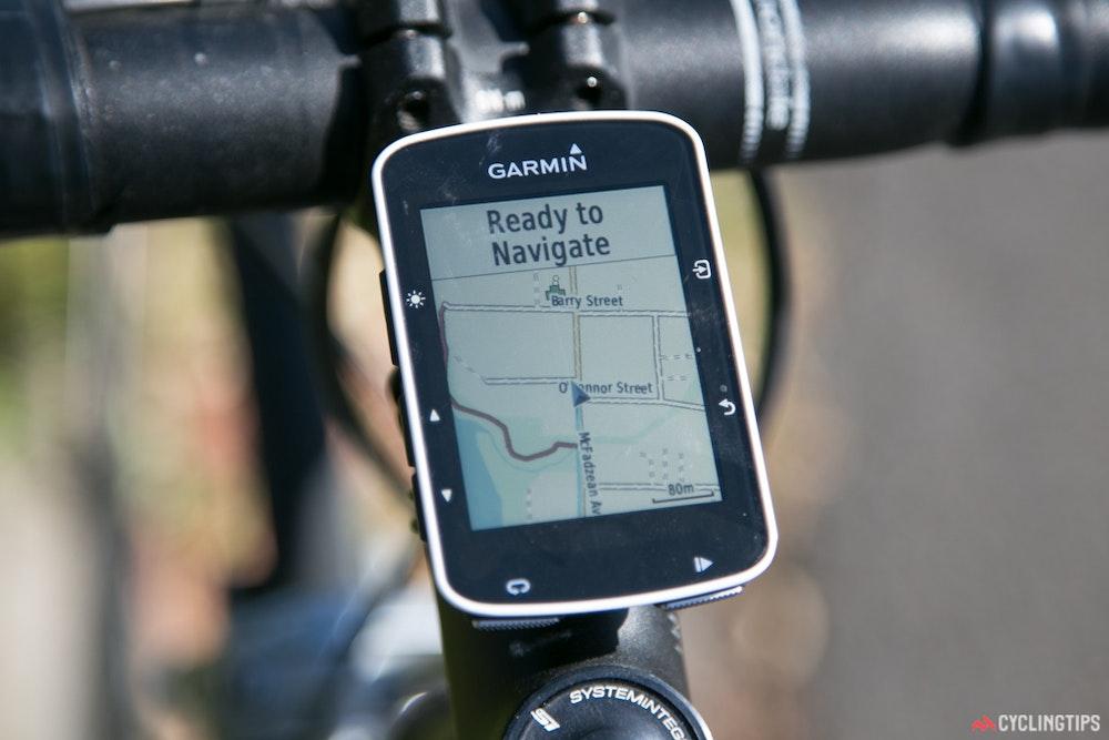 Garmin Edge 520 review | BikeExchange co nz