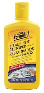 Formula 1 Headlight Restorer & Sealant 237ml