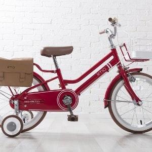 "iimo 16"" Kids Bike (Red)"