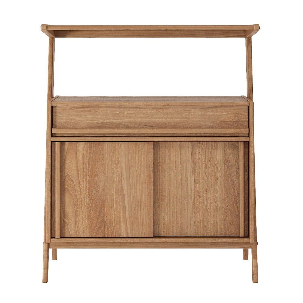 Tribute sideboard teak buffet hutches sideboards for H ngendes sideboard