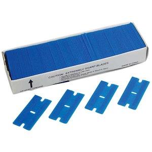 Plastic Razor Blades - Pack of 100
