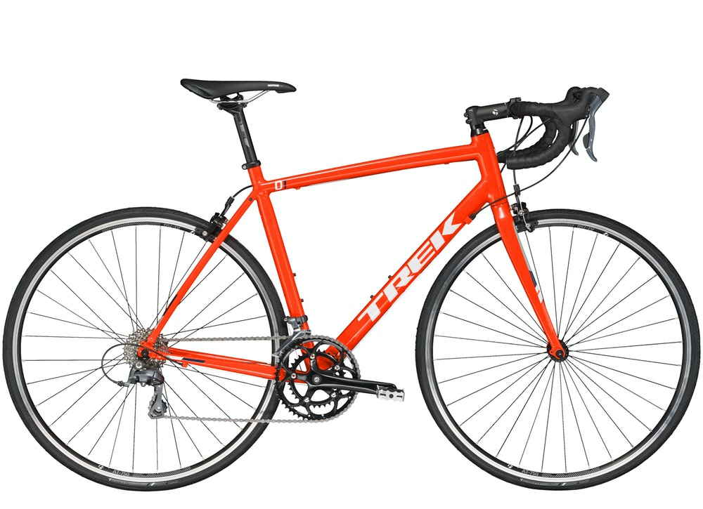 Trek 1.1 2017 Road Bike BikeExchange  2
