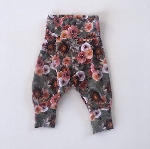 Vintage Sage Harem Pants