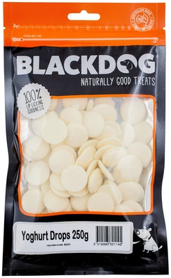Black Dog Blackdog Yoghurt Drops 250g