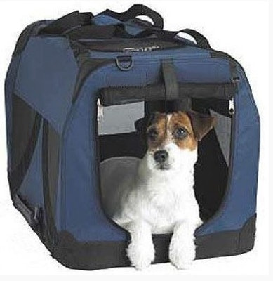 K9 PRO Soft Travel Crate
