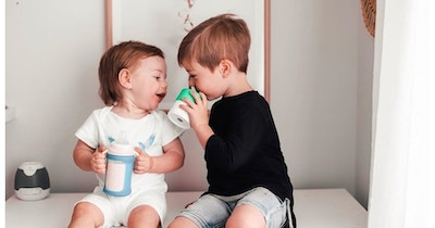 How To Clean and Sterilise Baby Feeding Bottles