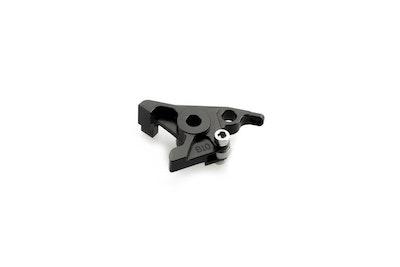 Puig Brake Lever Adaptor For Various Yamaha Models (Black)