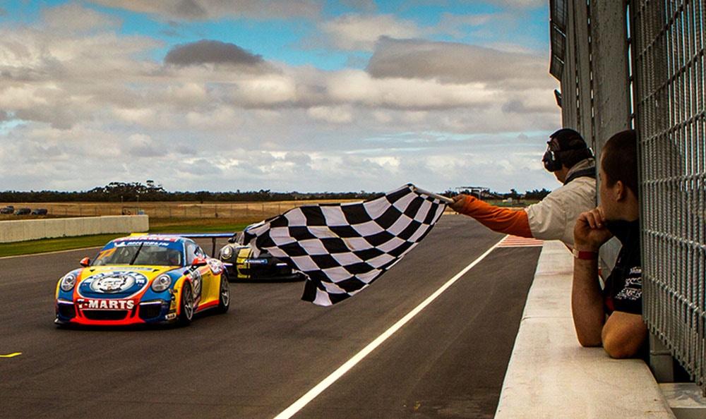 Porsche Michelin GT3 Cup Series: Round 1, The Bend Motorsport Park, South Australia, 13-15 April 2018
